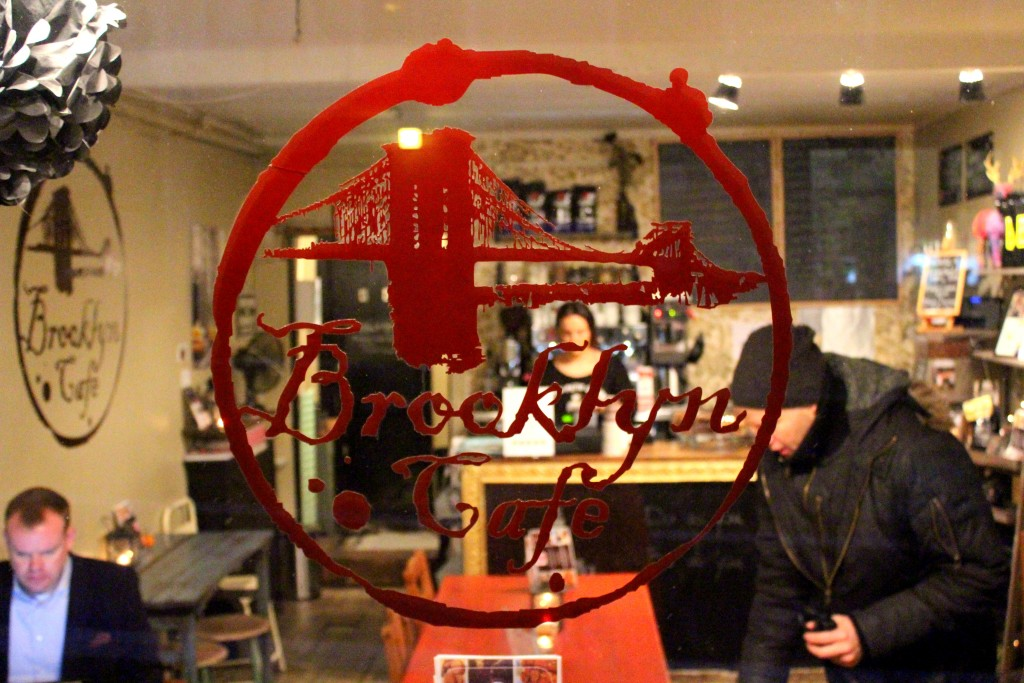 Brooklyn cafe Helsinki hotspot