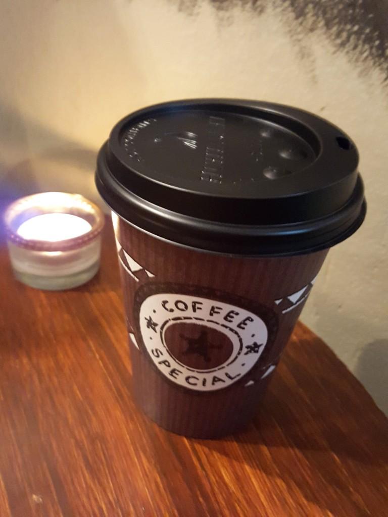 Pumpkin spice latte brooklyn cafe helsinki