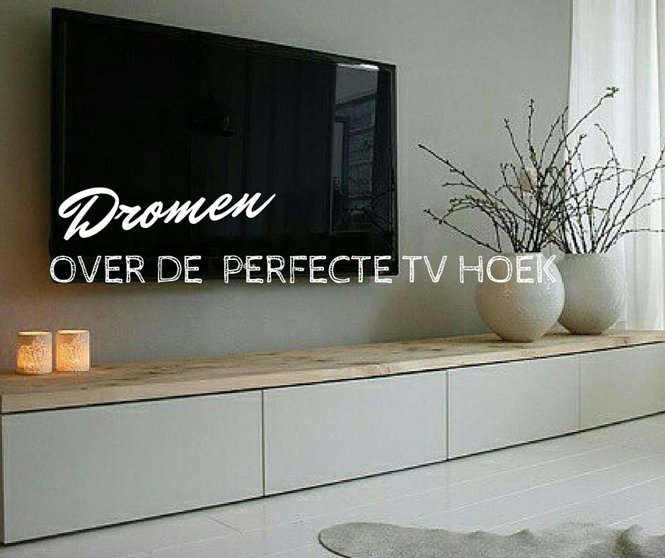 perfecte tv hoek