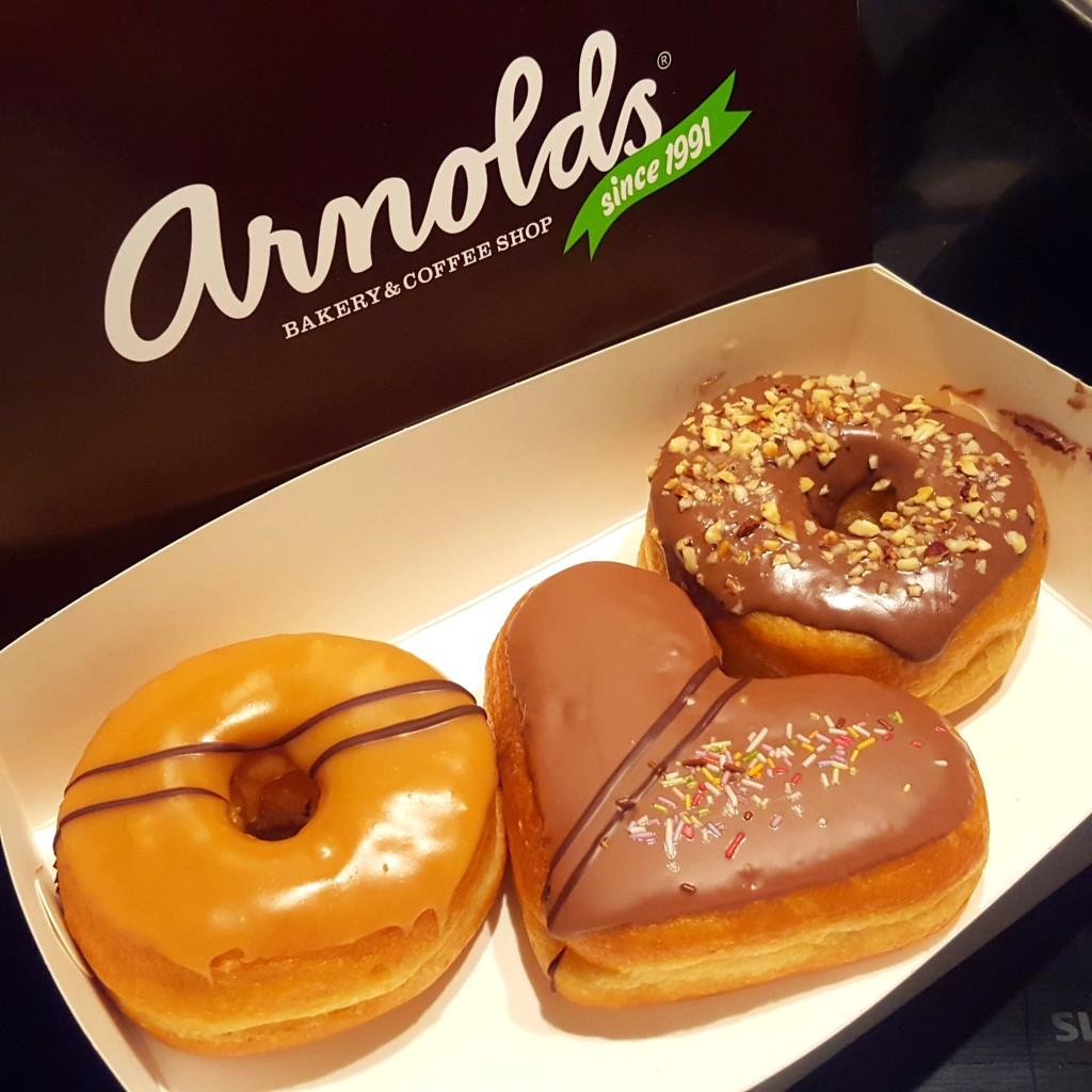 arnolds helsinki donut