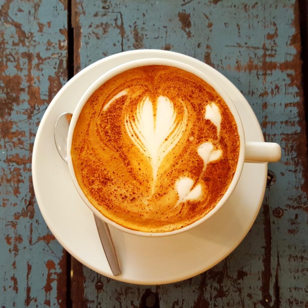 brooklyn cafe helsinki coffee latte