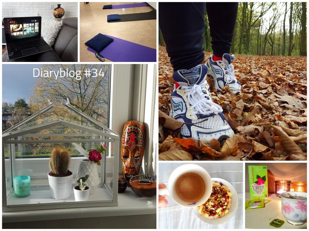 diaryblog meer bewegen