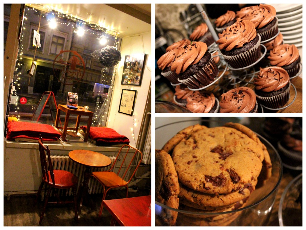 helsinki- brooklyn cafe hotspot coffee bagel cupcake
