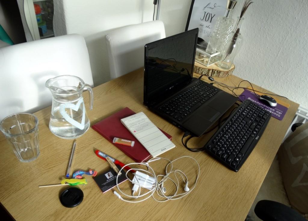 hoe kan je je bureau opgeruimd houden