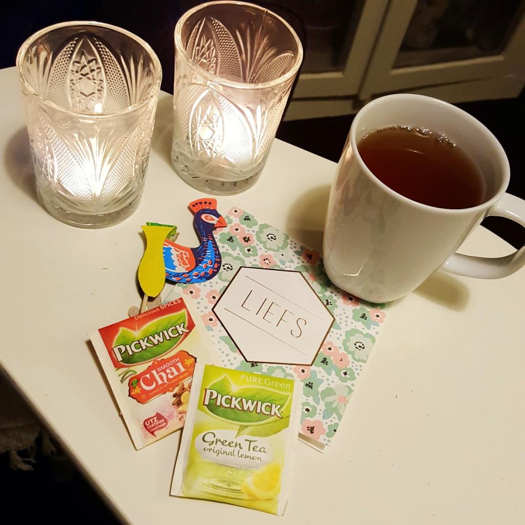 instaswap kaart thee