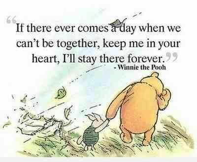 forever in your heart winnie de pooh