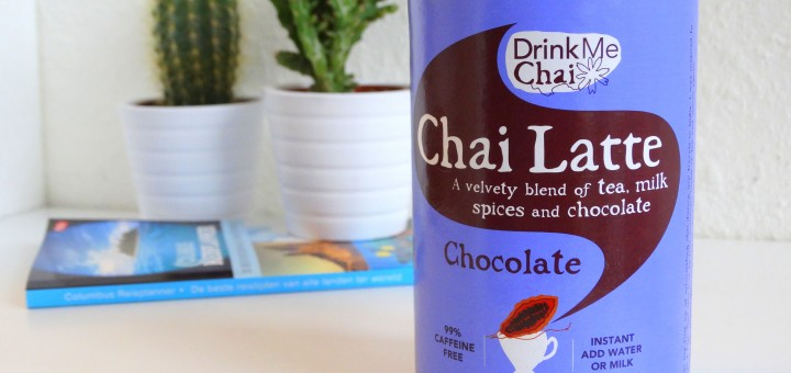 Drink me Chai Chai Latte Chocolate