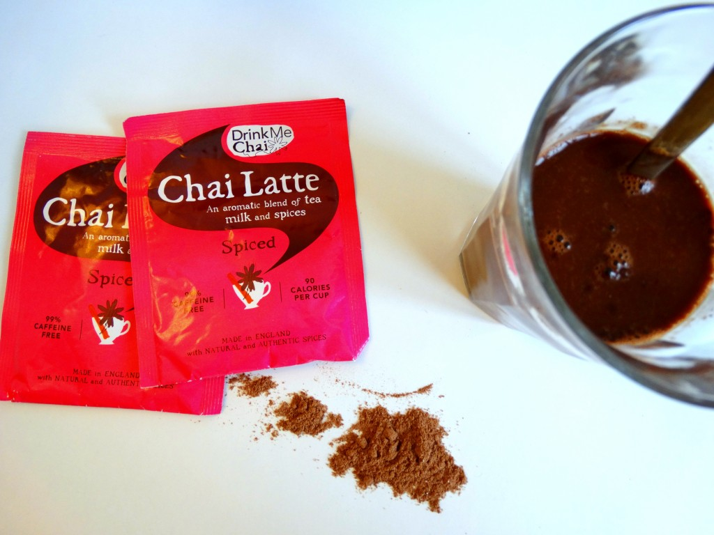 Drink me Chai Chai latte review