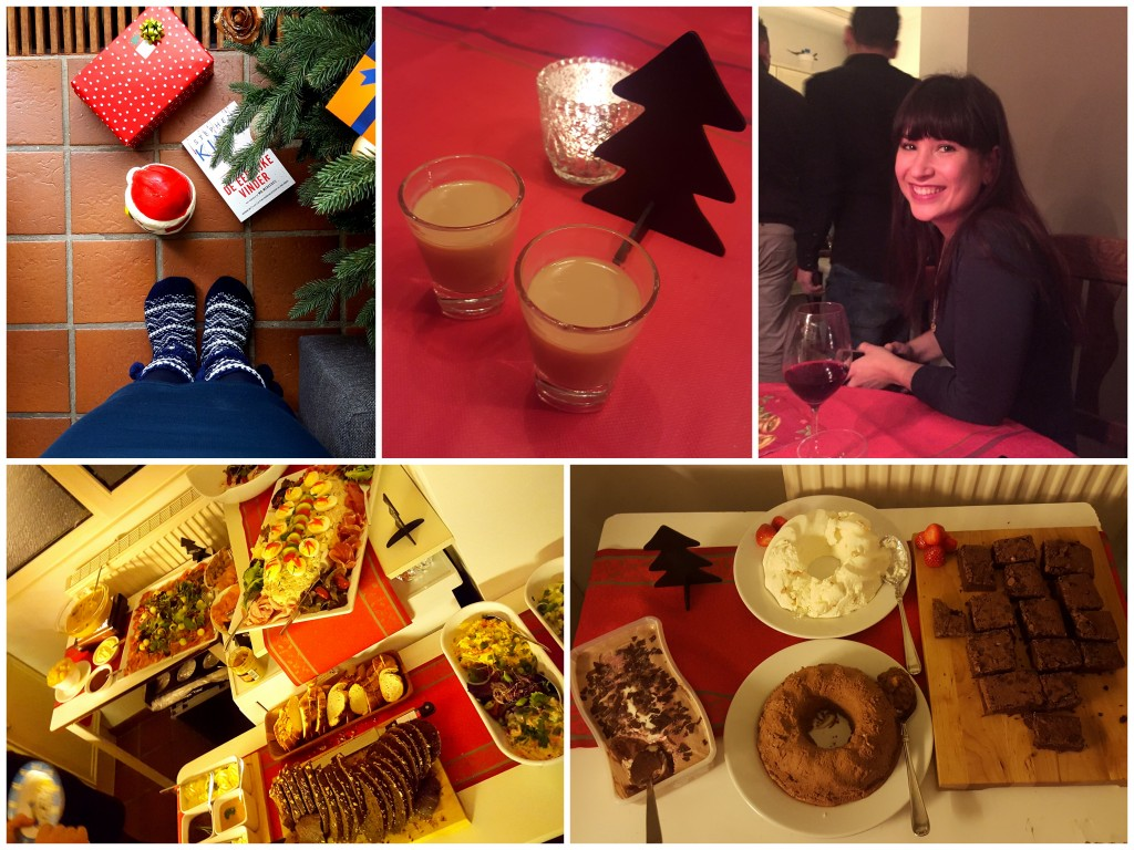 eerste kerstdag diner