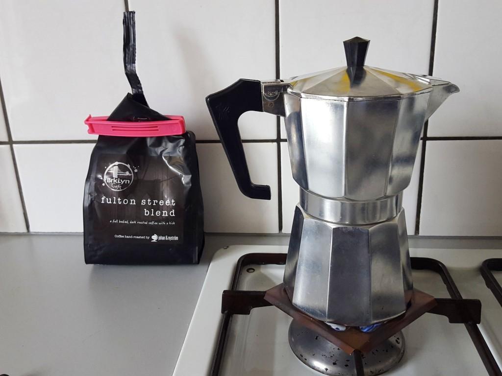 espresso koffiepot hema