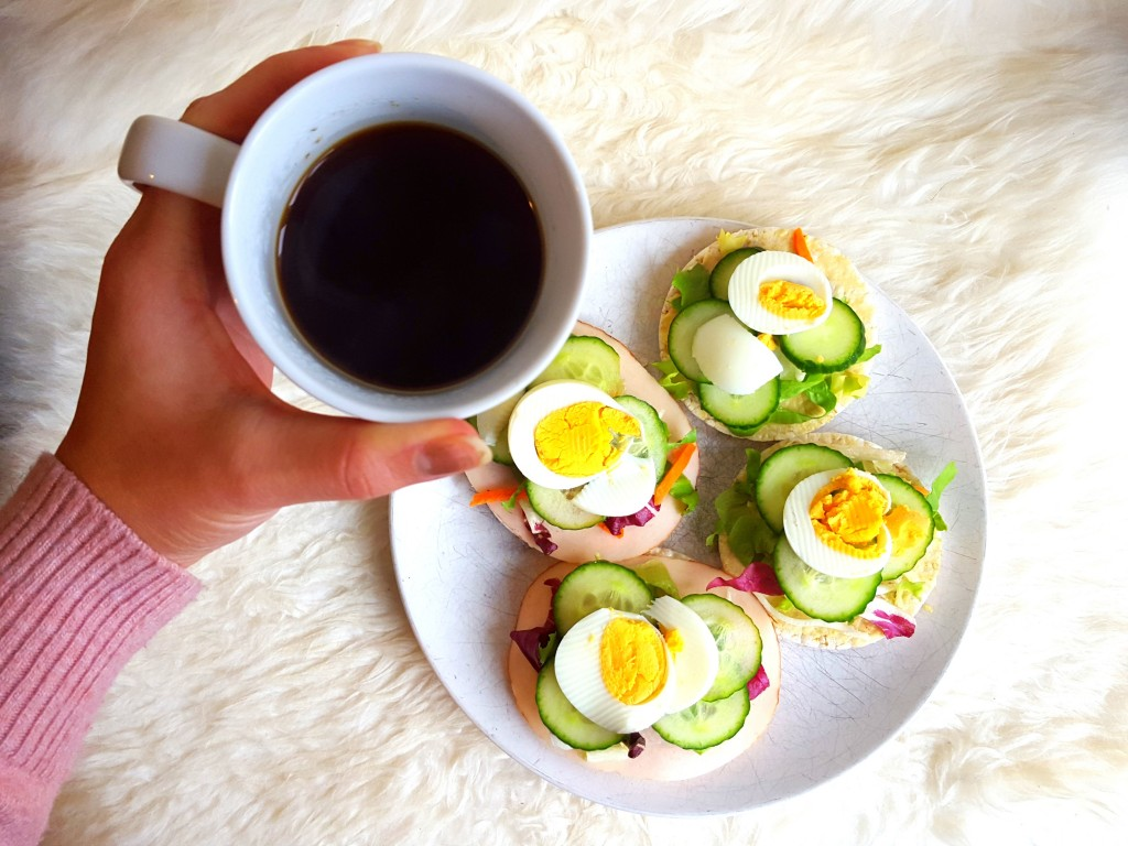 gezond ontbijt koffie normaal ritme diaryblog All Lovely Things
