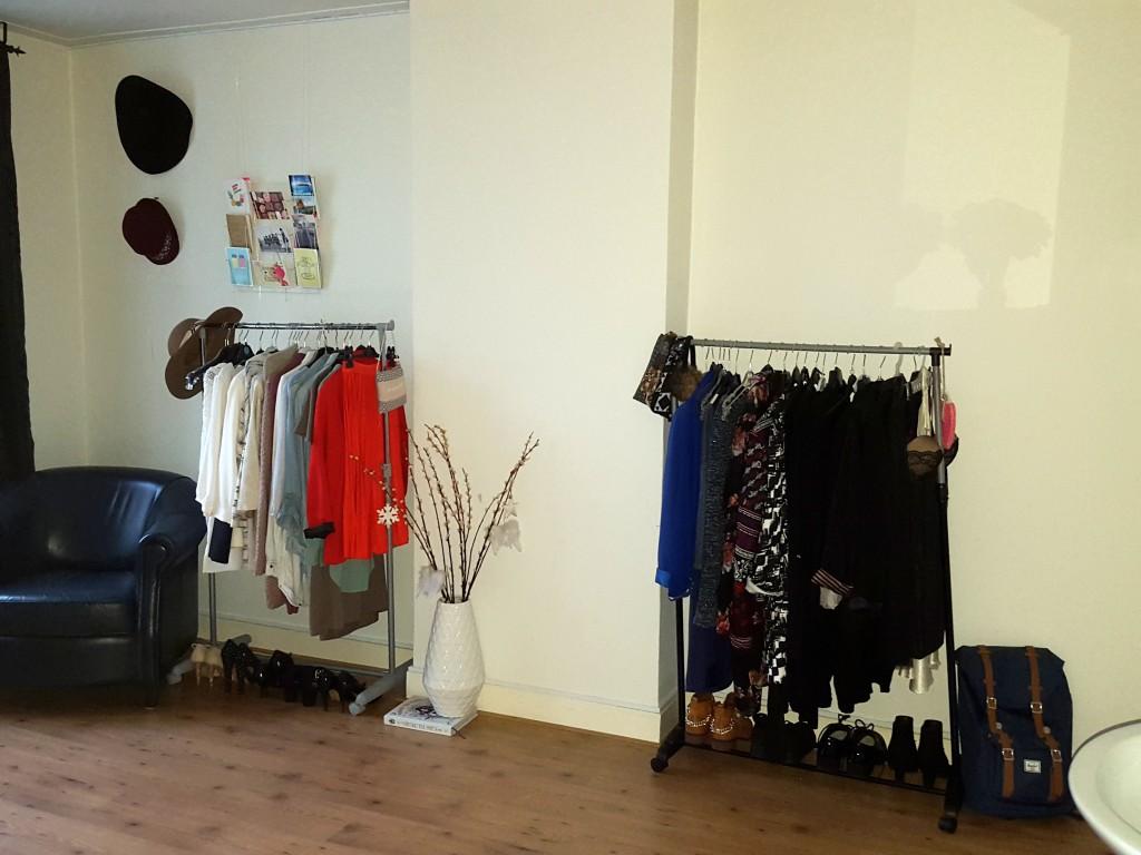 kleedkamer All Lovely Things kledingrek