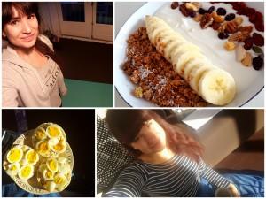 yoga, gezond eten en zon, diaryblog