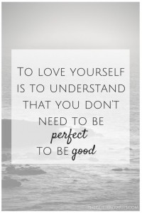 to be good quote
