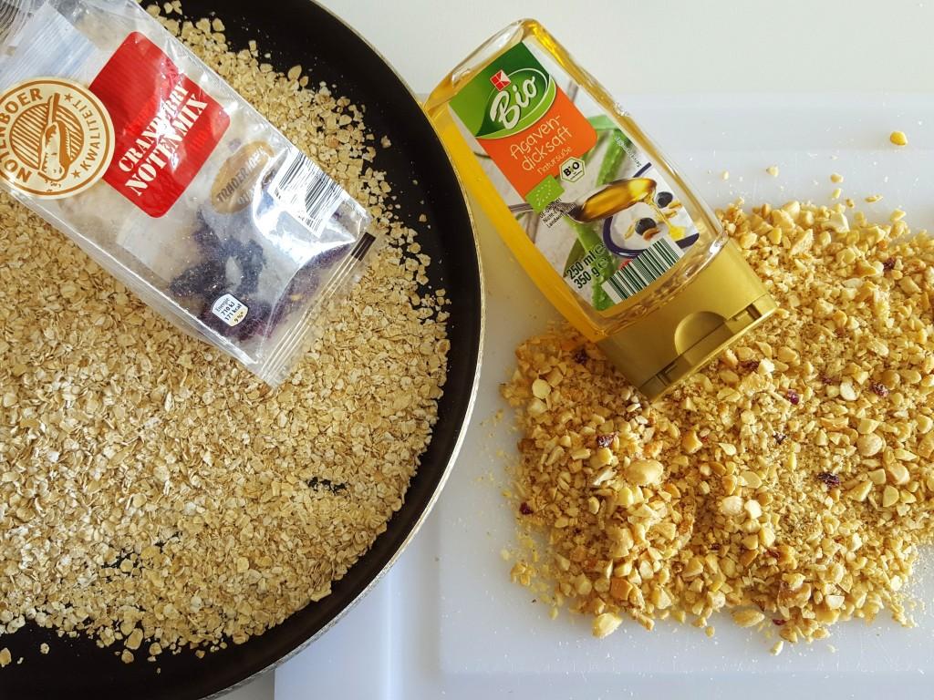 Granola maken