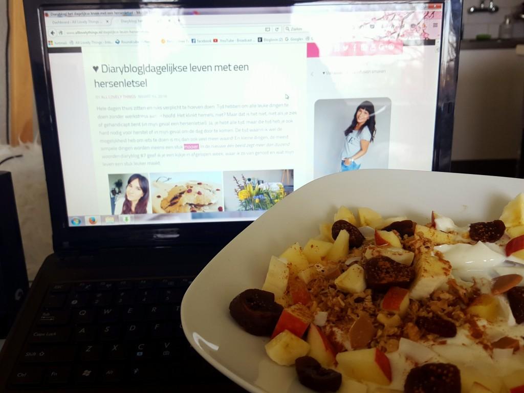 bloggen ontbijt