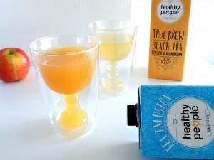 green tea jasmin healthy people review