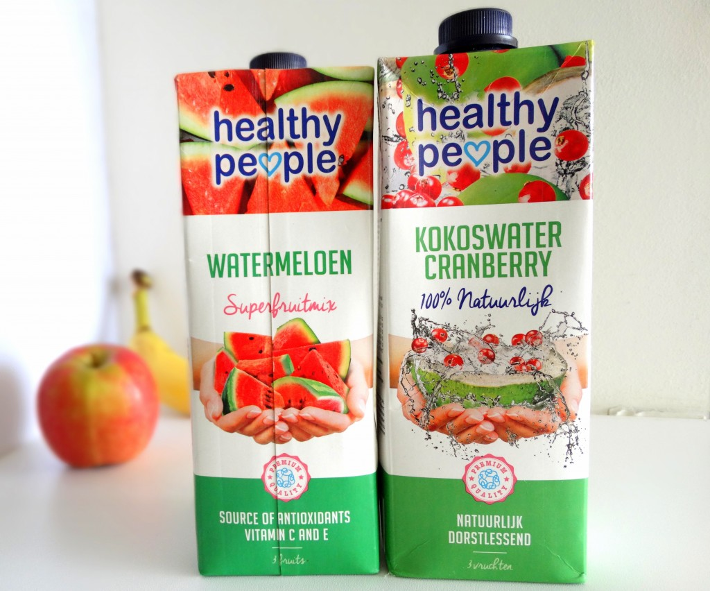 healthy people superfood drinks
