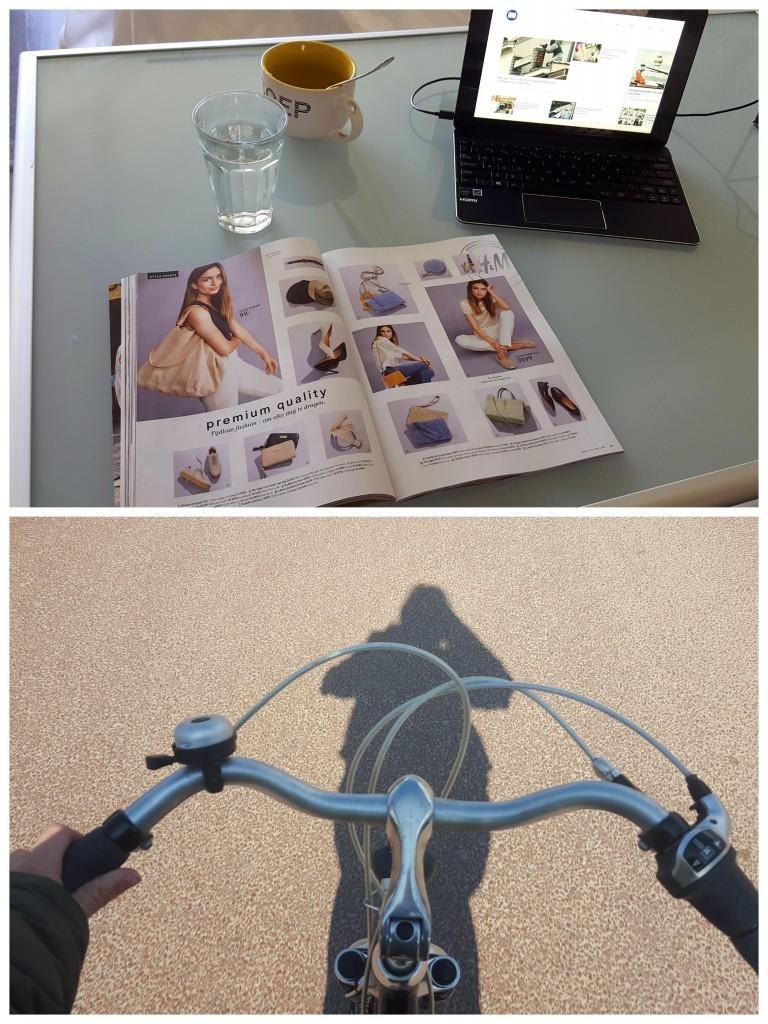 hm folder fietsen