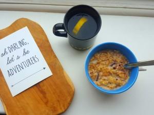 ontbijt adventures quote