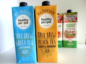 tea infusion Black tea Ginger Mandarin healthy people