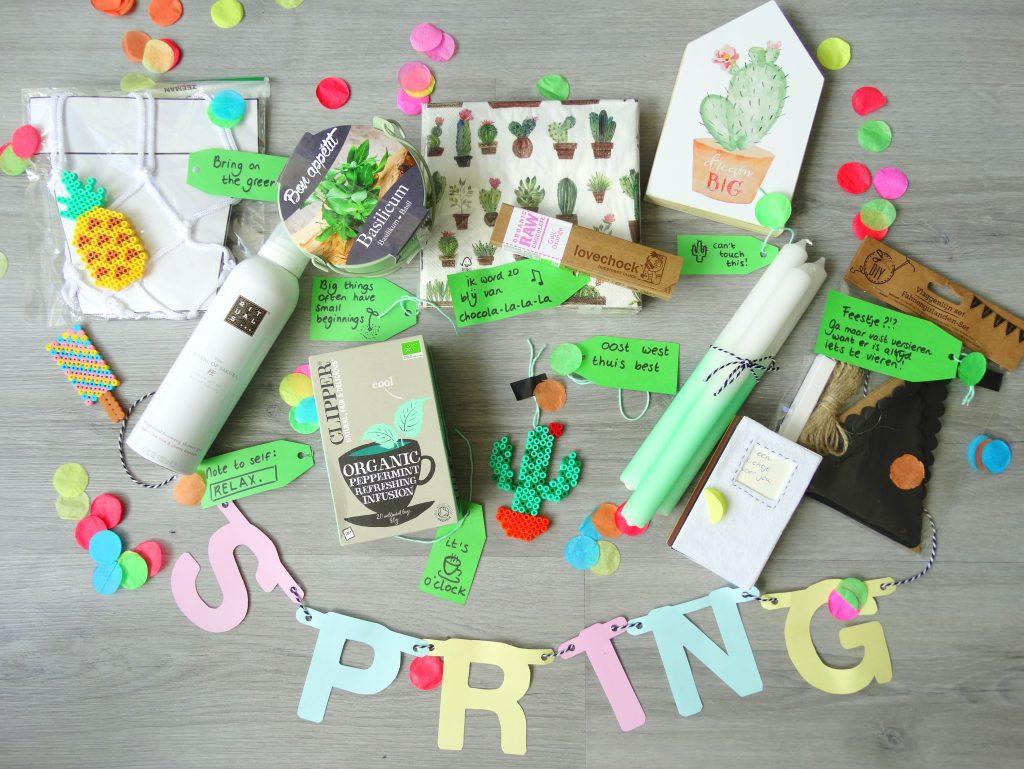instaswap cadeaus spring edition