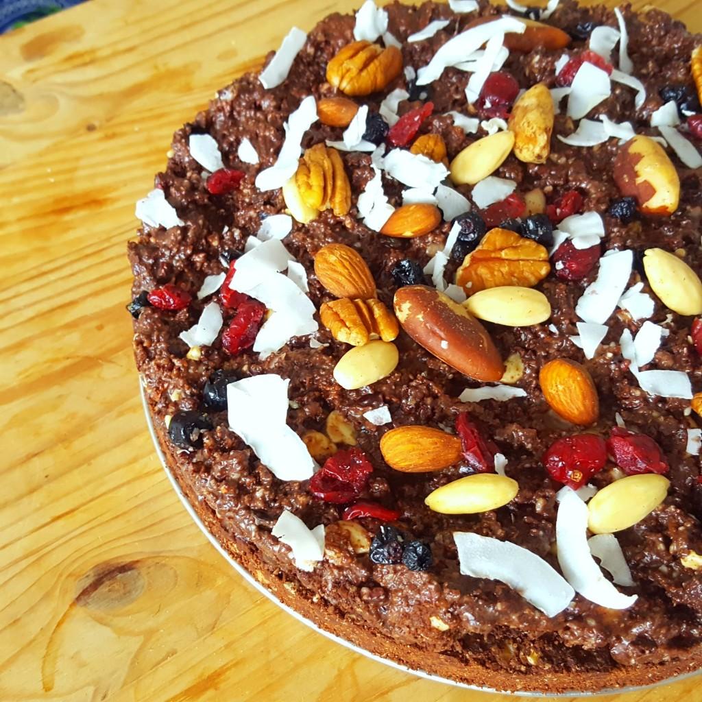rens kroes chocolade taart
