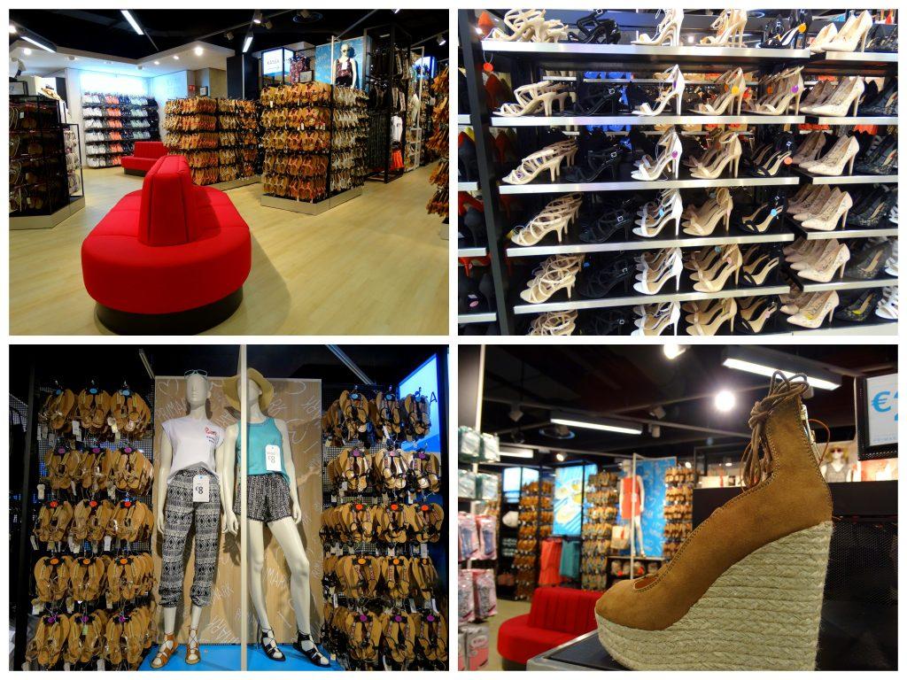 primark Groningen schoenen