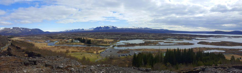 Thingvellir ijsland golden circle