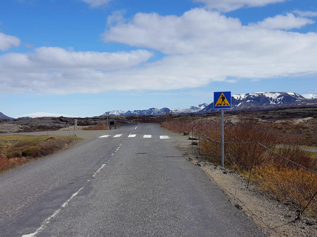 duiken Þingvellir Silfra kloof golden circle iceland