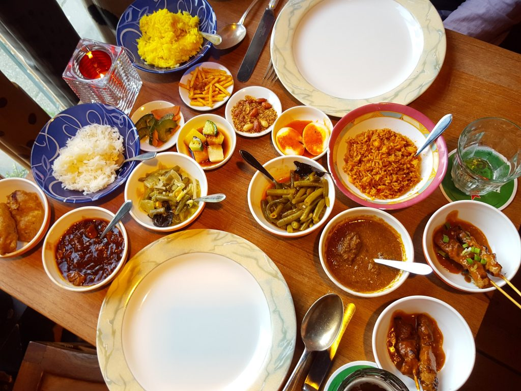 indofood rijsttafel