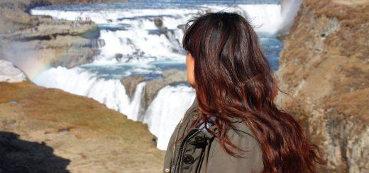 waterval ijsland gullfoss