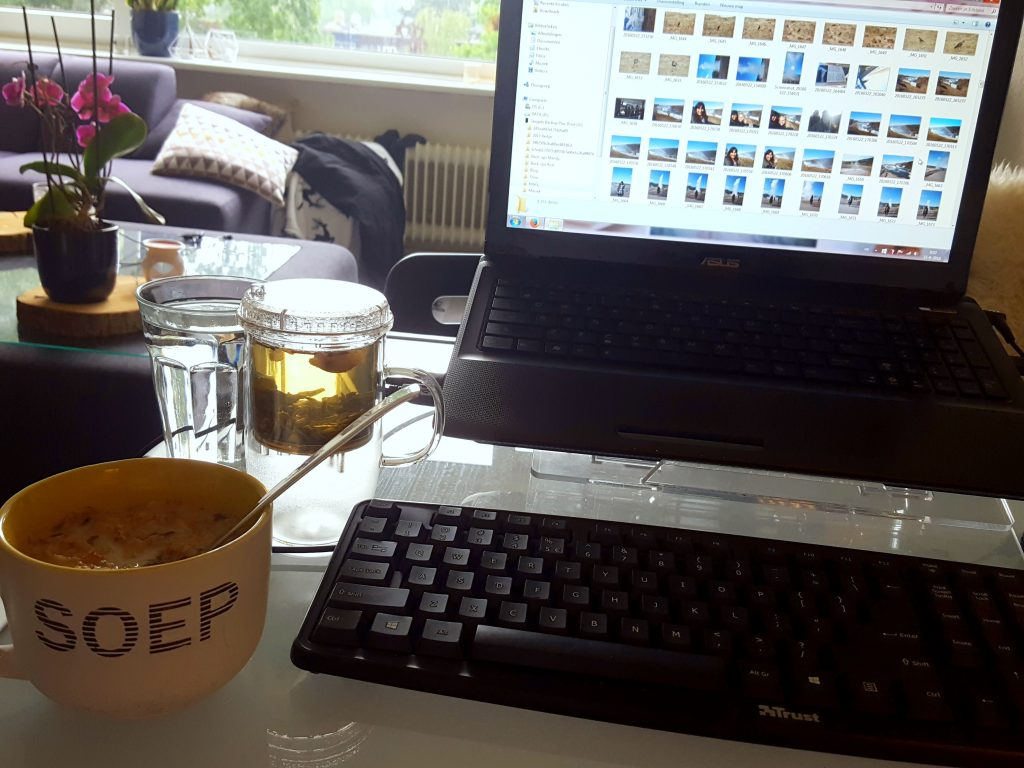 Bloggen ijsland