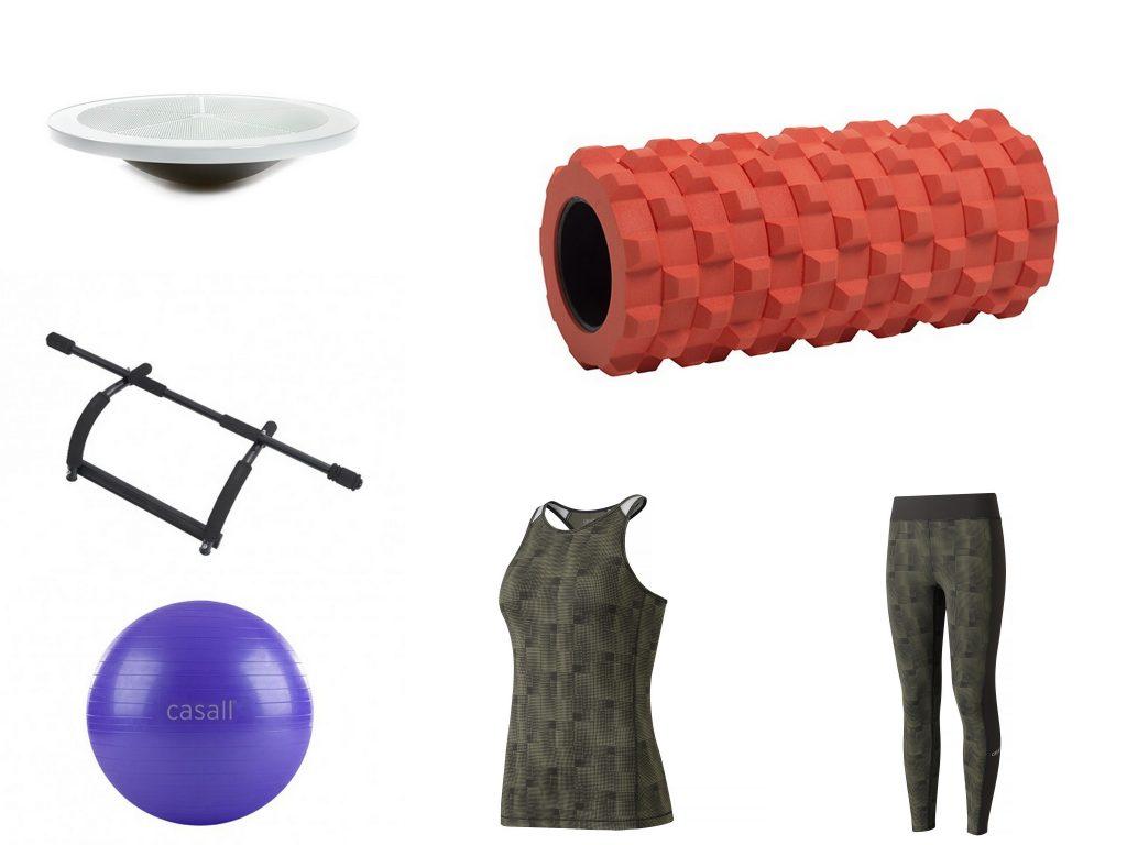 casall sport kleding tools