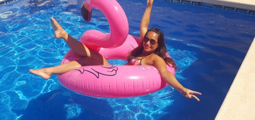 flamingo zwemband xenos All lovely things
