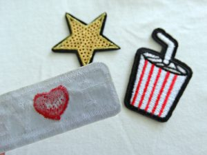 patches diy costes