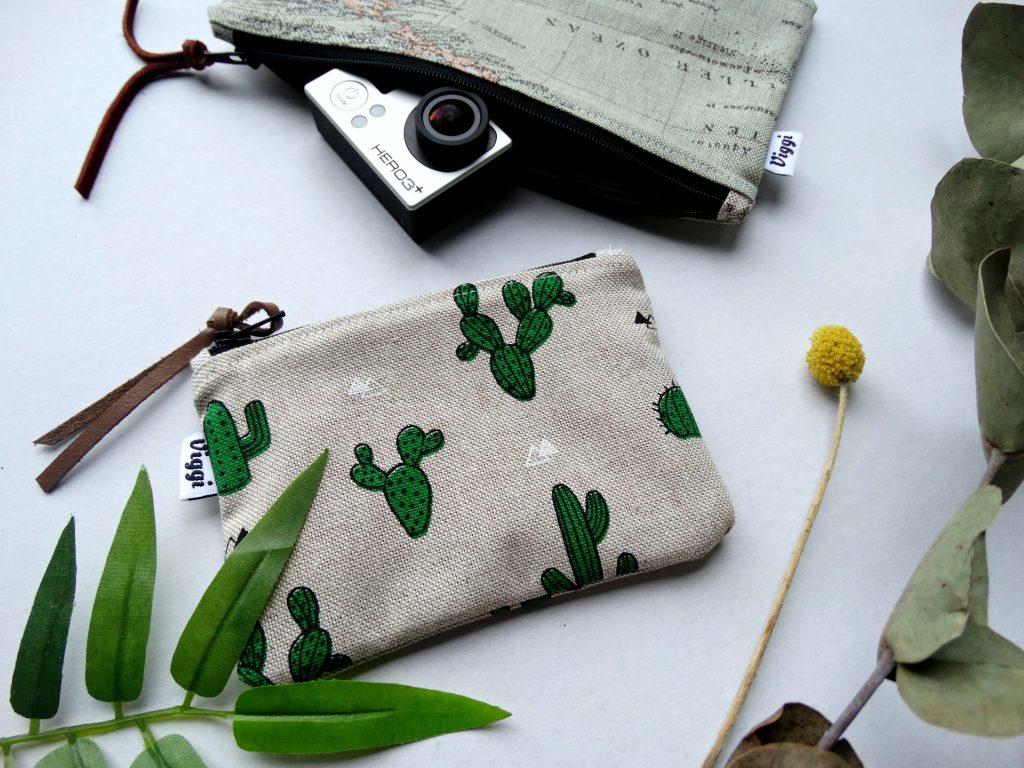 cactus etui viggi handmade all lovely things