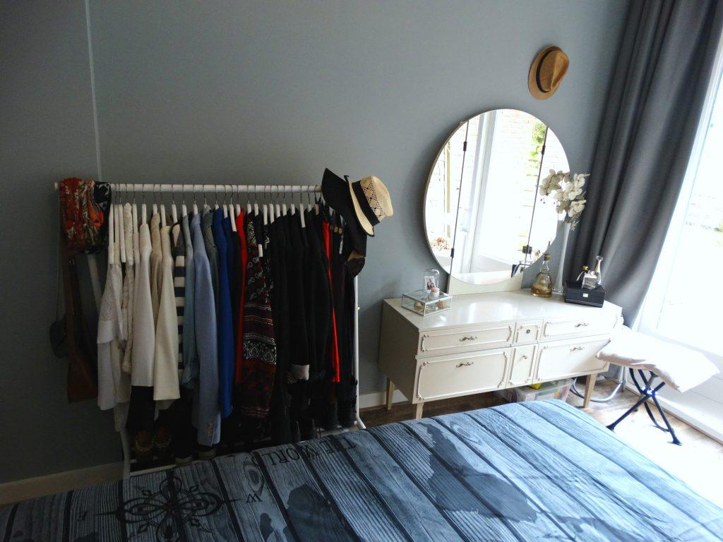roomtour slaapkamer dekbed