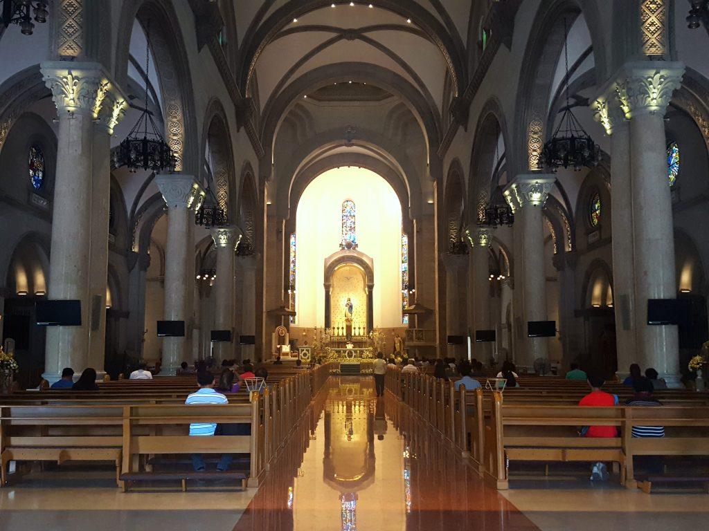 kerk filipijnen opmerkelijke dingen