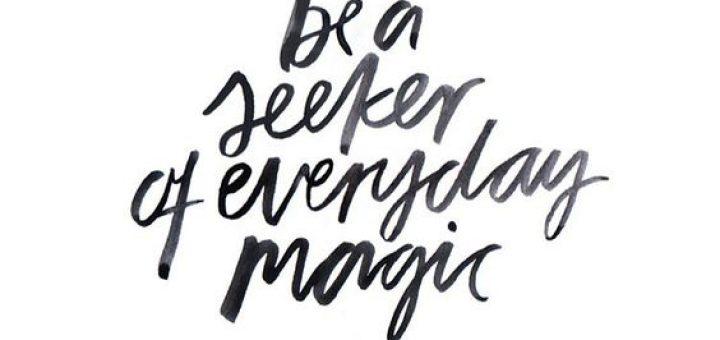 positief zijn quoate magic