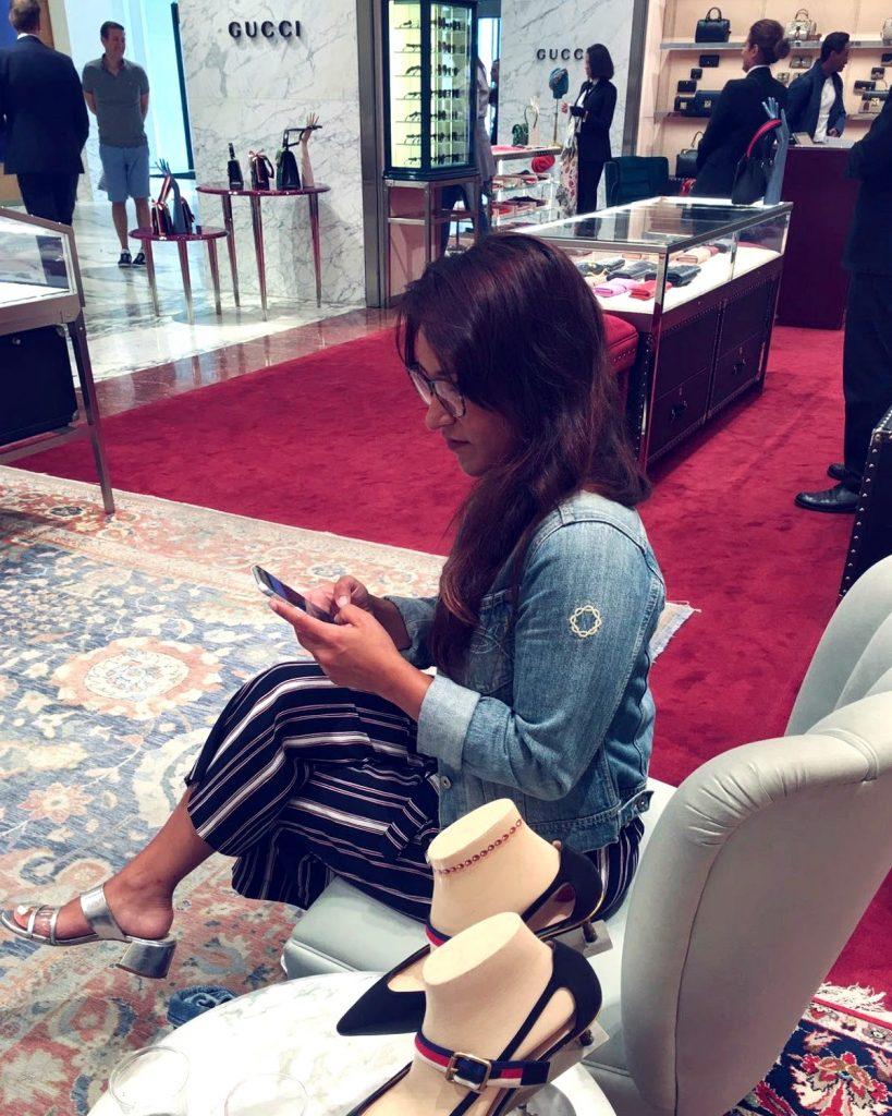 Gucci bijenkorf volg je dromen diaryblog specsavers bril
