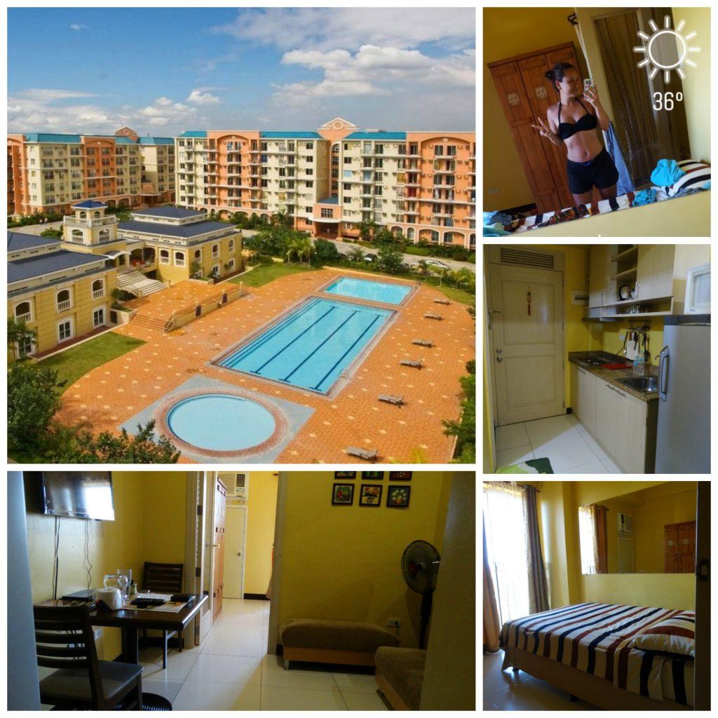 airbnb manila appartement filipijnen