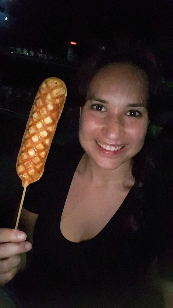 bioscoop manilla waffle dog