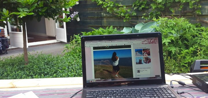bloggen volg je dromen