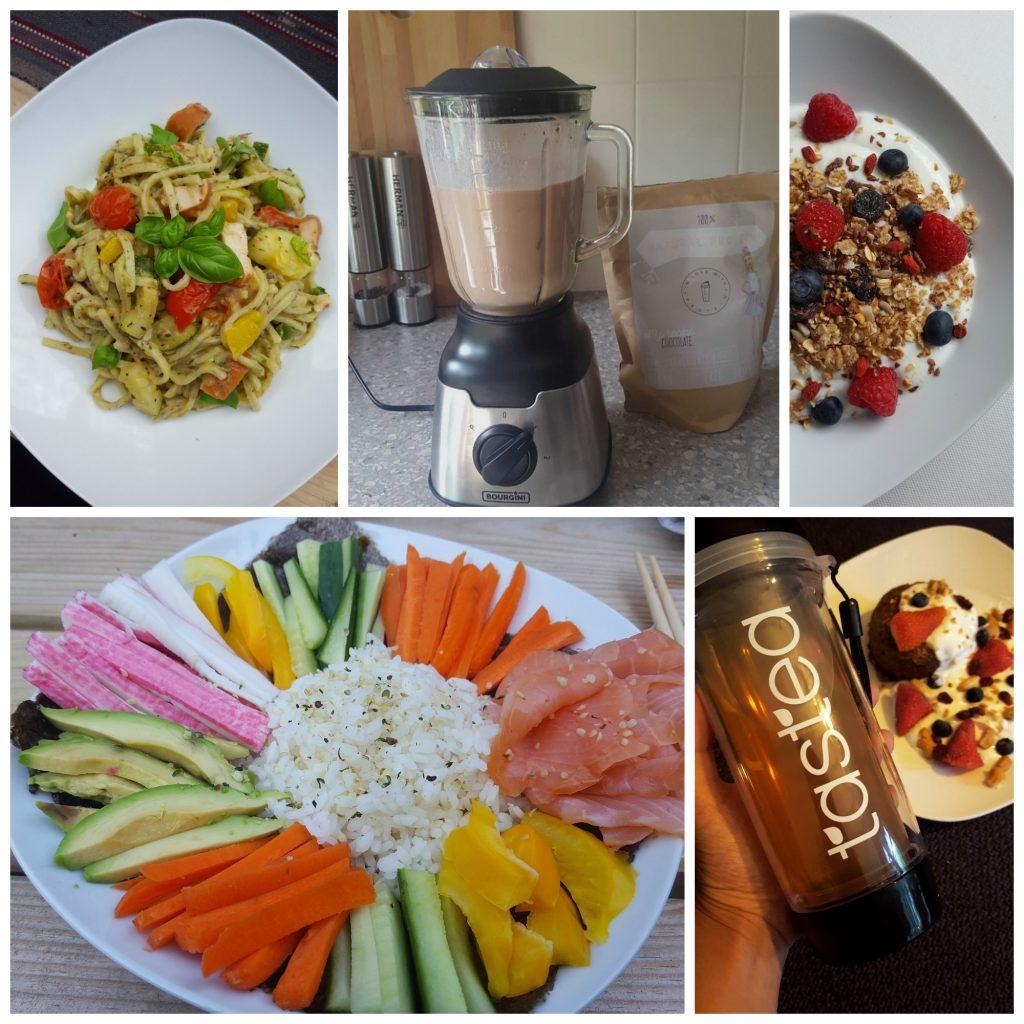 gezond eten tijd voor verandering