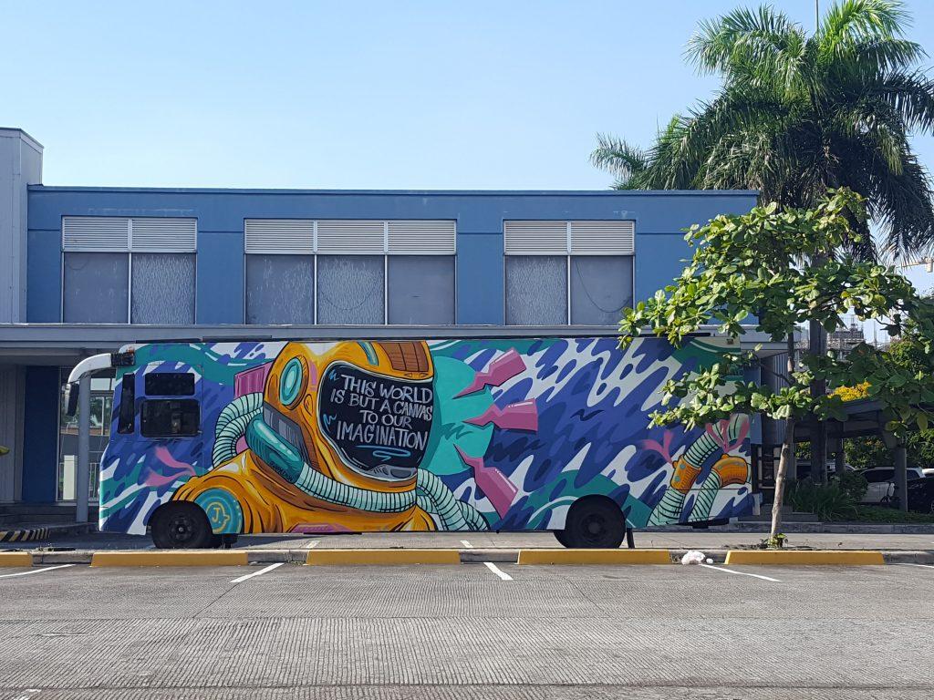 graffiti manila