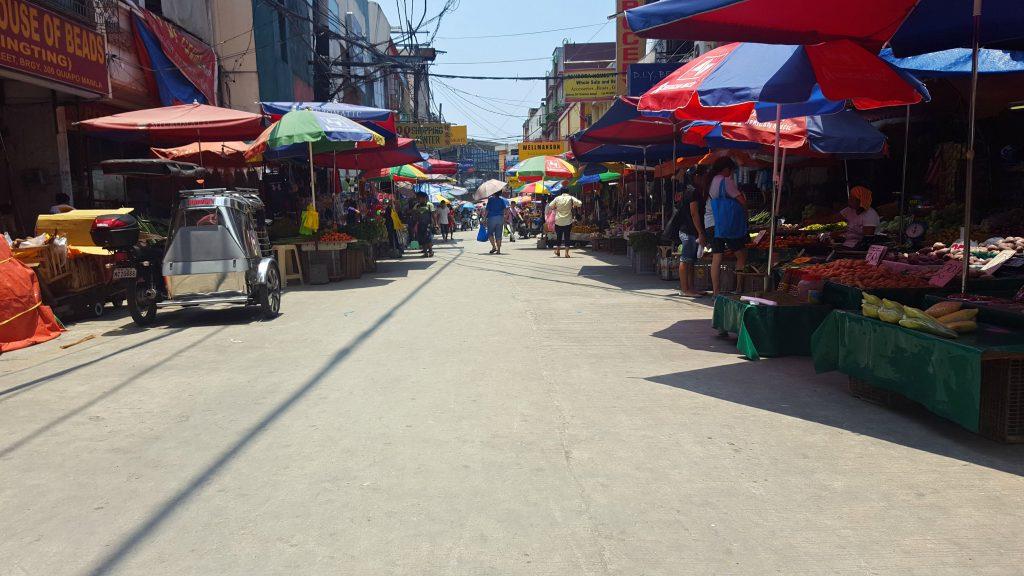 manilla backpacken in de filipijnen