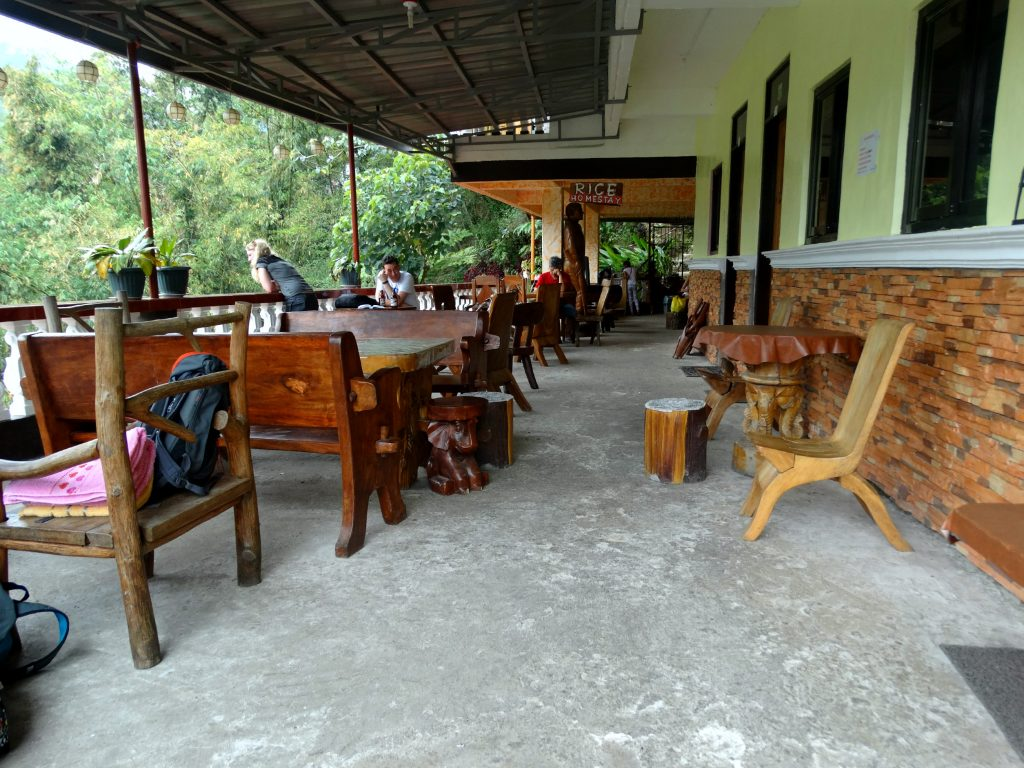 bogah homestay banaue filipijnen