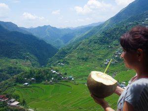 hiken door de rijstvelden filipijnen banaue batad