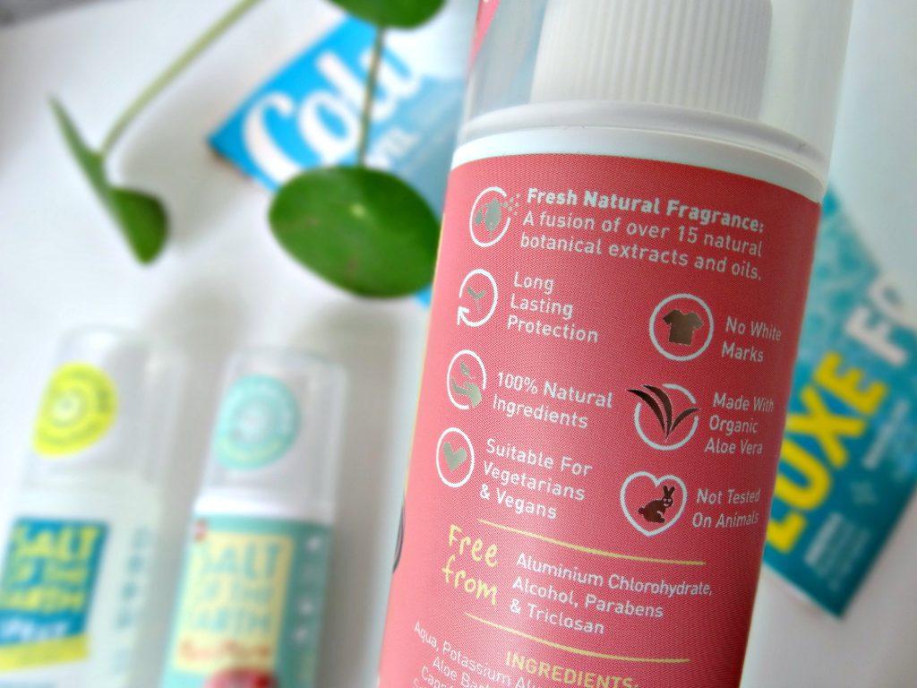 natuurlijke deodorant dierproefvrij vegan review